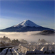Snow Scenery and Mount Fuji - VideoHive Item for Sale