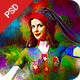 Mix Color Paint Photoshop Action - GraphicRiver Item for Sale