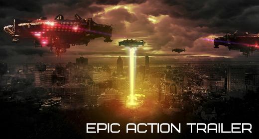 Action Trailer Epic Cinematic