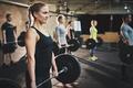 Strengthening through weightlifting