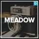 Meadow - Beautiful & Modern Personal Blog Theme Nulled
