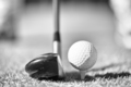 Golf club and ball - PhotoDune Item for Sale