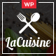 LaCuisine - Restaurant WordPress Theme - ThemeForest Item for Sale