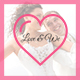 Love & We Wedding PSD Template