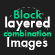 Block Layered Combination Images - CodeCanyon Item for Sale