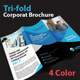 Corporate Tri-Fold Brochure (NIPA First Choose) - GraphicRiver Item for Sale