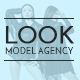 LOOK - Model Agency HTML Template with Visual Page Builder Nulled