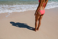 Young woman in bikini on the beach - PhotoDune Item for Sale