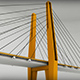 Suspended Bridge - 3DOcean Item for Sale