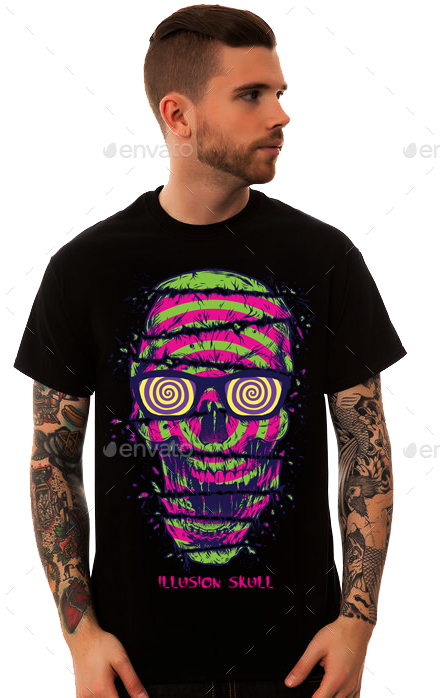 Illusion Skull