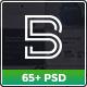 Blake | Multi-Concept PSD Template - ThemeForest Item for Sale