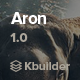 Aron - Responsive Email Template + Kbuilder Offline - ThemeForest Item for Sale