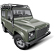 British Off-Road Utility Vehicle - GraphicRiver Item for Sale