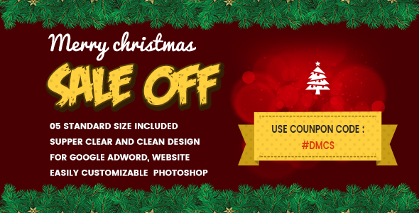Christmas Banner HTML5 - Animate - CodeCanyon Item for Sale