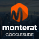 Monterat Google Slides Template - GraphicRiver Item for Sale