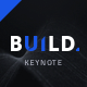 BUILD Keynote Presentation Template - GraphicRiver Item for Sale