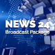 News 24 Broadcast Package - VideoHive Item for Sale