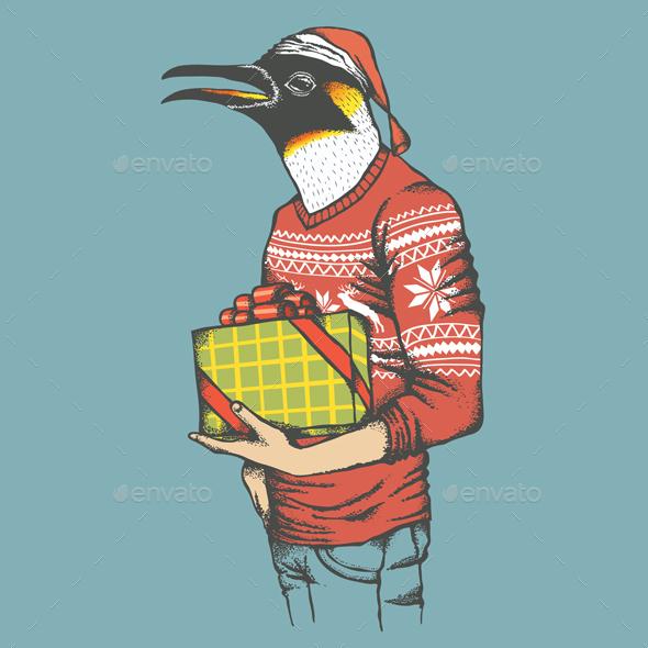 Penguin - Christmas Seasons/Holidays