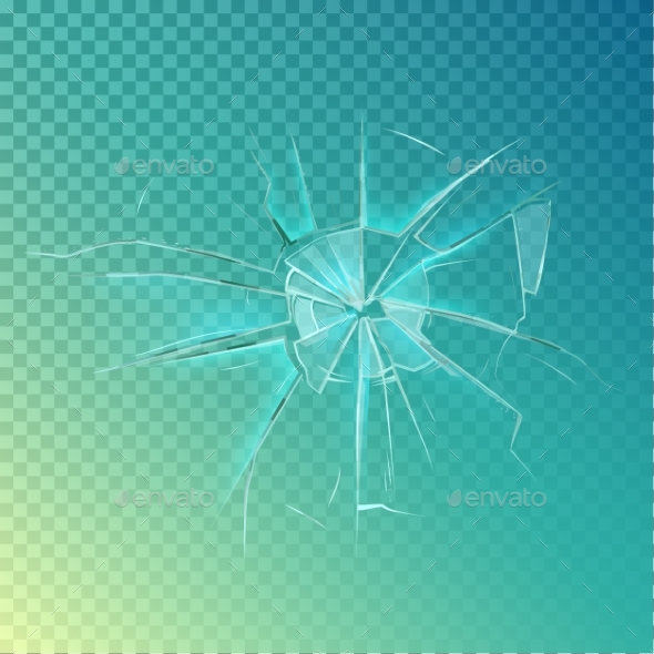 Mirror or Broken Glass - Backgrounds Decorative
