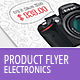 Product Flyer Template - Electronics - GraphicRiver Item for Sale