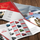Square Rental Modern Cars Trifold Brochure