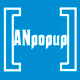 ANpopup: Awesome Newsletter Popup for Everyone - CodeCanyon Item for Sale