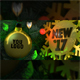 New Year 2017 Christmas card. Bulb. Logo - 3DOcean Item for Sale