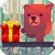 Bear Chase:Christmas - admob, html5.