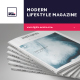 Infusion — Modern Lifestyle Magazine - GraphicRiver Item for Sale