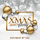 White Christmas Party - GraphicRiver Item for Sale