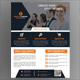 Corporate Flyer Bundle (2 in 1 bundle) - GraphicRiver Item for Sale