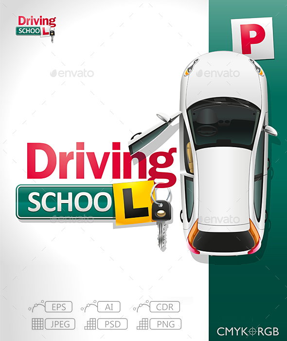 Car Driving School - Services Commercial / Shopping