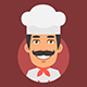 Chef Mascot Pack - GraphicRiver Item for Sale