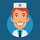 Doctor Mascot Pack - GraphicRiver Item for Sale
