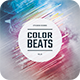 Color Beats CD Cover Artwork - GraphicRiver Item for Sale