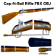 Cap-N-Ball Rifle FBX OBJ - 3DOcean Item for Sale