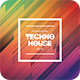 Techno House CD Cover Artwork - GraphicRiver Item for Sale