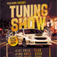 Tuning Show Flyer - GraphicRiver Item for Sale