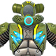 Sci-Fi Human Trooper - 3DOcean Item for Sale