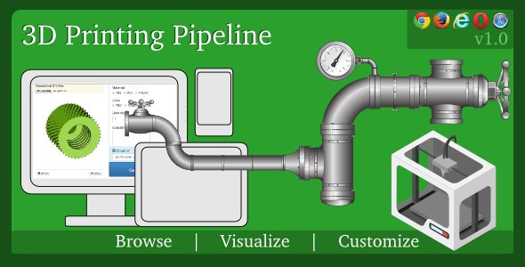 Download 3D Printing Pipeline nulled version