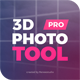3D Photo Tool Pro - Professional Photo Animator - VideoHive Item for Sale