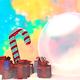 Christmas Wonderland Loop - VideoHive Item for Sale