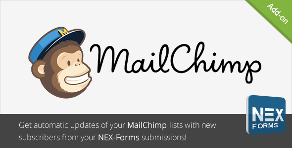 MailChimp for NEX-Forms - CodeCanyon Item for Sale