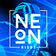 Neon Night V3 - GraphicRiver Item for Sale