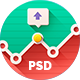SEO Boost - SEO/Digital Company PSD Template Nulled