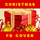 Christmas Sales Facebook Covers | volume I - GraphicRiver Item for Sale
