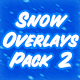 Snow Overlays Pack 2 - VideoHive Item for Sale