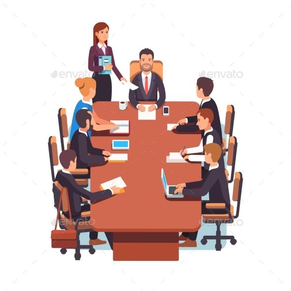 Directors Board Meeting - Concepts Business
