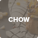 Chow - Recipes & Food Blog HTML Template Nulled