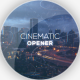 Cinematic Inspirational Parallax Opener | Slideshow - VideoHive Item for Sale